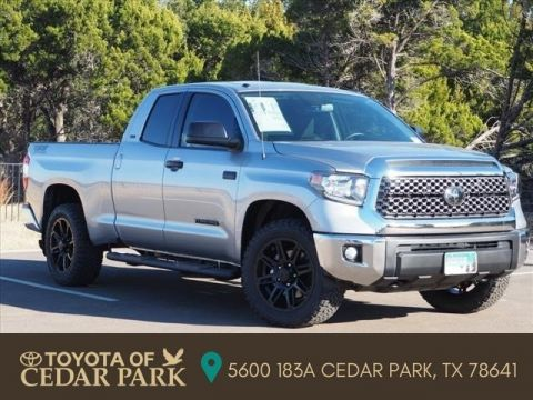 New 2018 Toyota Tundra 4WD SR5 Double Cab 6.5' Bed 5.7L FFV
