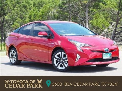 New 2018 Toyota Prius Three Touring With Navigation