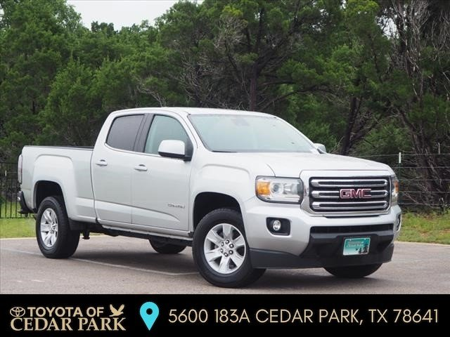 Pre-Owned 2015 GMC Canyon 2WD SLE
