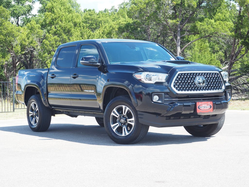 Certified Pre-Owned 2019 Toyota Tacoma 2WD TRD