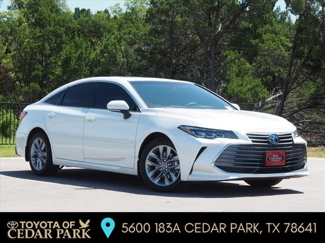 Certified Pre Owned 2019 Toyota Avalon Hybrid Xle Plus
