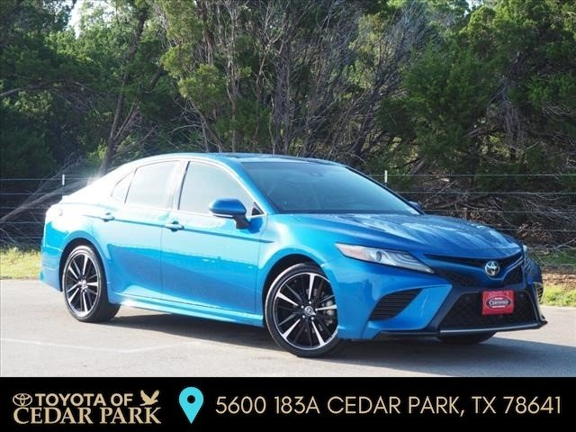 Certified Pre-Owned 2018 Toyota Camry XSE