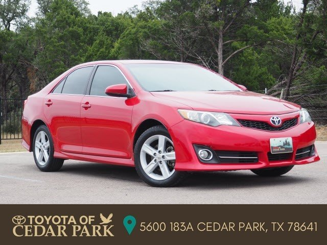 Pre-Owned 2012 Toyota Camry