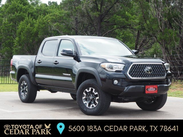 Certified Pre-Owned 2019 Toyota Tacoma 4X4