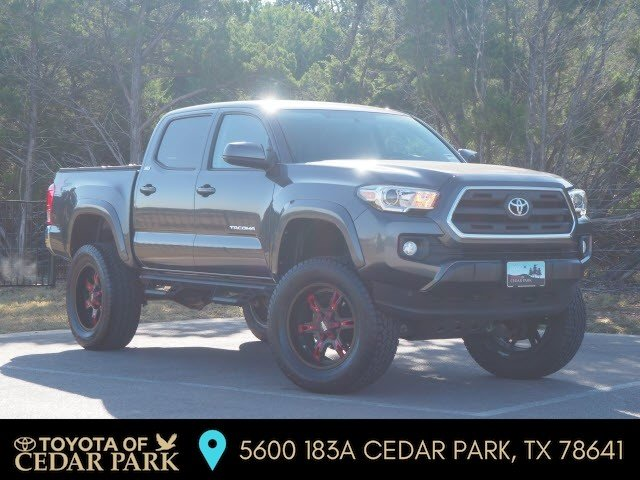 Certified Pre-Owned 2016 Toyota Tacoma 4WD