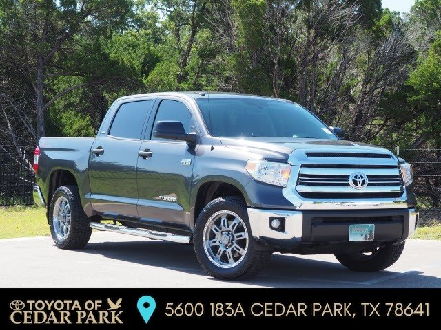 Pre-Owned 2016 Toyota Tundra 4WD Truck 4X4