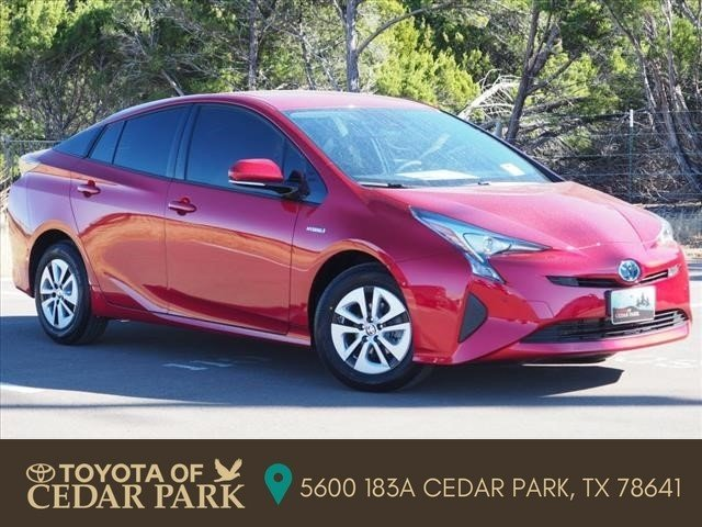 New 2018 Toyota Prius Four Hatchback in Cedar Park