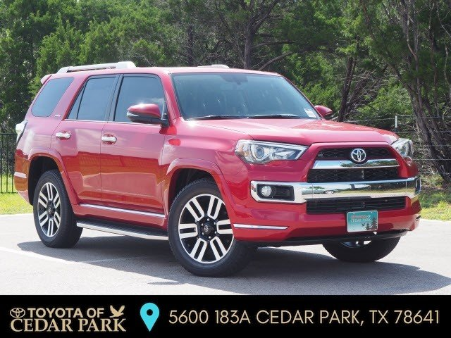 New 2019 Toyota 4Runner 4X2 LIMITED V6