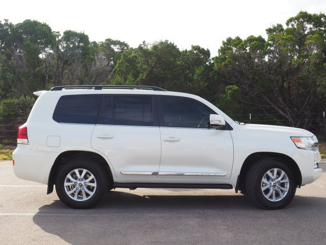 New 2019 Toyota Land Cruiser Base 4WD