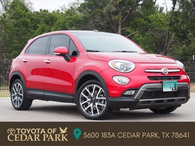Pre Owned 2016 Fiat 500x Trekking Plus