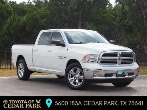 Pre-Owned 2016 Ram 1500 Lone Star