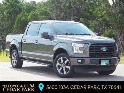 Pre-Owned 2017 Ford F-150 4WD
