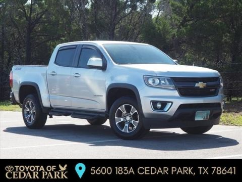 Pre-Owned 2016 Chevrolet Colorado 2WD Z71