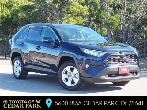 Certified Pre-Owned 2019 Toyota RAV4 XLE FWD Sport Utility