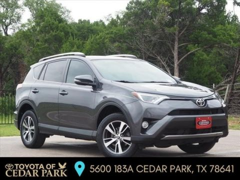 Used Toyota Rav4 For Sale >> Used Toyota Rav4 For Sale In Cedar Park Tx Toyota Of Cedar Park