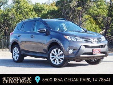 Certified Used 2017 Pre Owned Toyota Rav4 Limited With Navigation