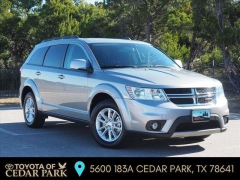Pre-Owned 2017 Dodge Journey SXT FWD Sport Utility