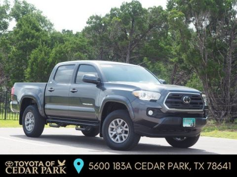 New 2019 Toyota Tacoma 4WD 4X4 DOUBLE CAB