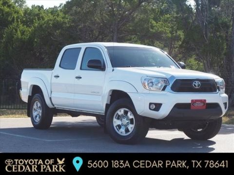 Certified Pre-Owned 2014 Toyota Tacoma 4WD