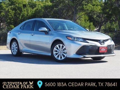 Certified Pre-Owned 2019 Toyota Camry LE FWD 4dr Car