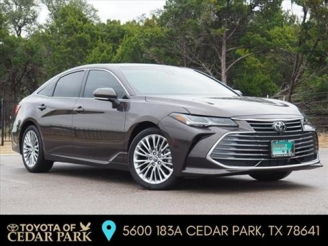 New 2019 Toyota Avalon 4-DR LIMITED