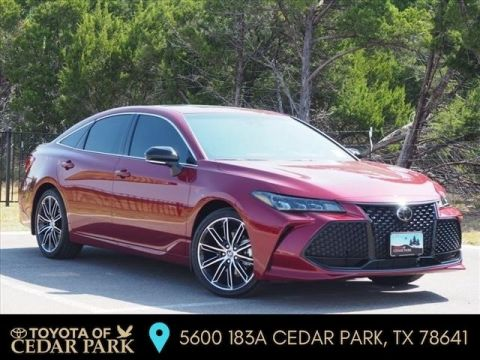 New 2020 Toyota Avalon XSE FWD 4D Sedan