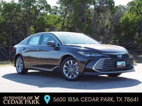 New 2020 Toyota Avalon XLE FWD 4D Sedan