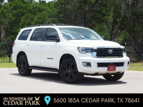 Certified Pre-Owned 2019 Toyota Sequoia TRD Sport