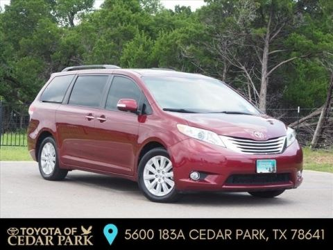 Certified Pre-Owned 2014 Toyota Sienna LIMITED