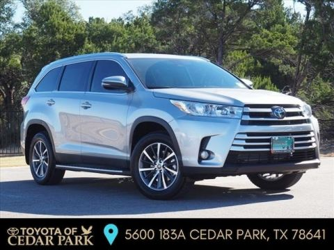 New Toyotas in Stock | Near Austin | Toyota of Cedar Park