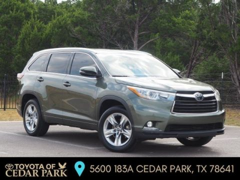 Certified Pre-Owned 2016 Toyota Highlander LTD PLT