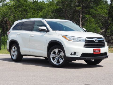 Certified Used 2016 Pre Owned Toyota Highlander Limited
