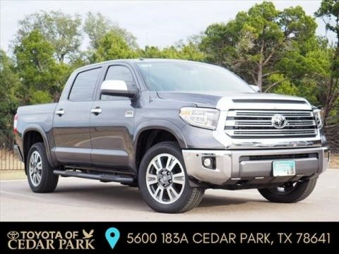 New 2019 Toyota Tundra 4WD 1794 EDITION CREWMAX