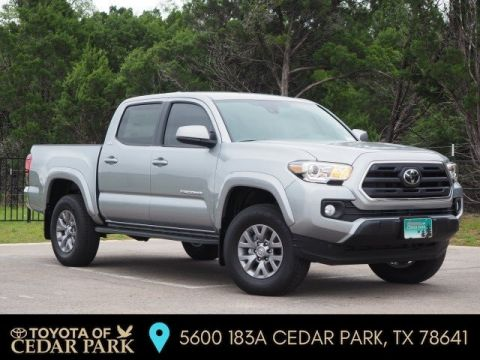 New 2019 Toyota Tacoma 2WD 4X2 DOUBLE CAB