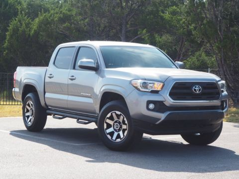 Certified Pre-Owned 2016 Toyota Tacoma SR5
