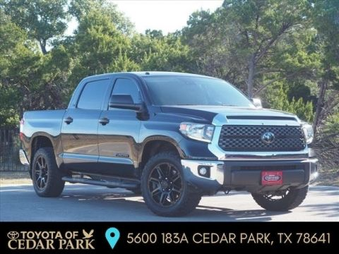 Certified Pre-Owned 2018 Toyota Tundra 2WD SR5 RWD Crew Cab Pickup