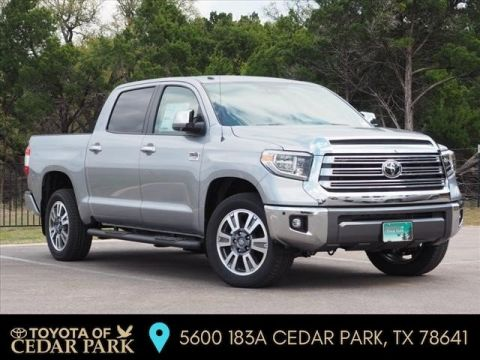 New 2019 Toyota Tundra 2WD 1794 EDITION CREWMAX