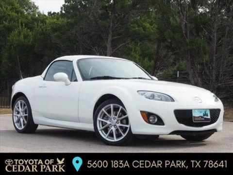 Pre-Owned 2012 Mazda MX-5 Miata Grand Touring RWD Convertible