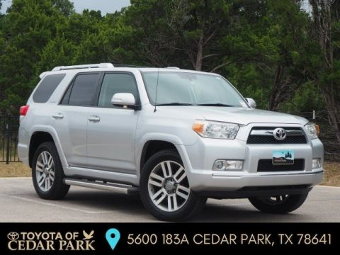 Pre-Owned 2012 Toyota 4Runner 4WD